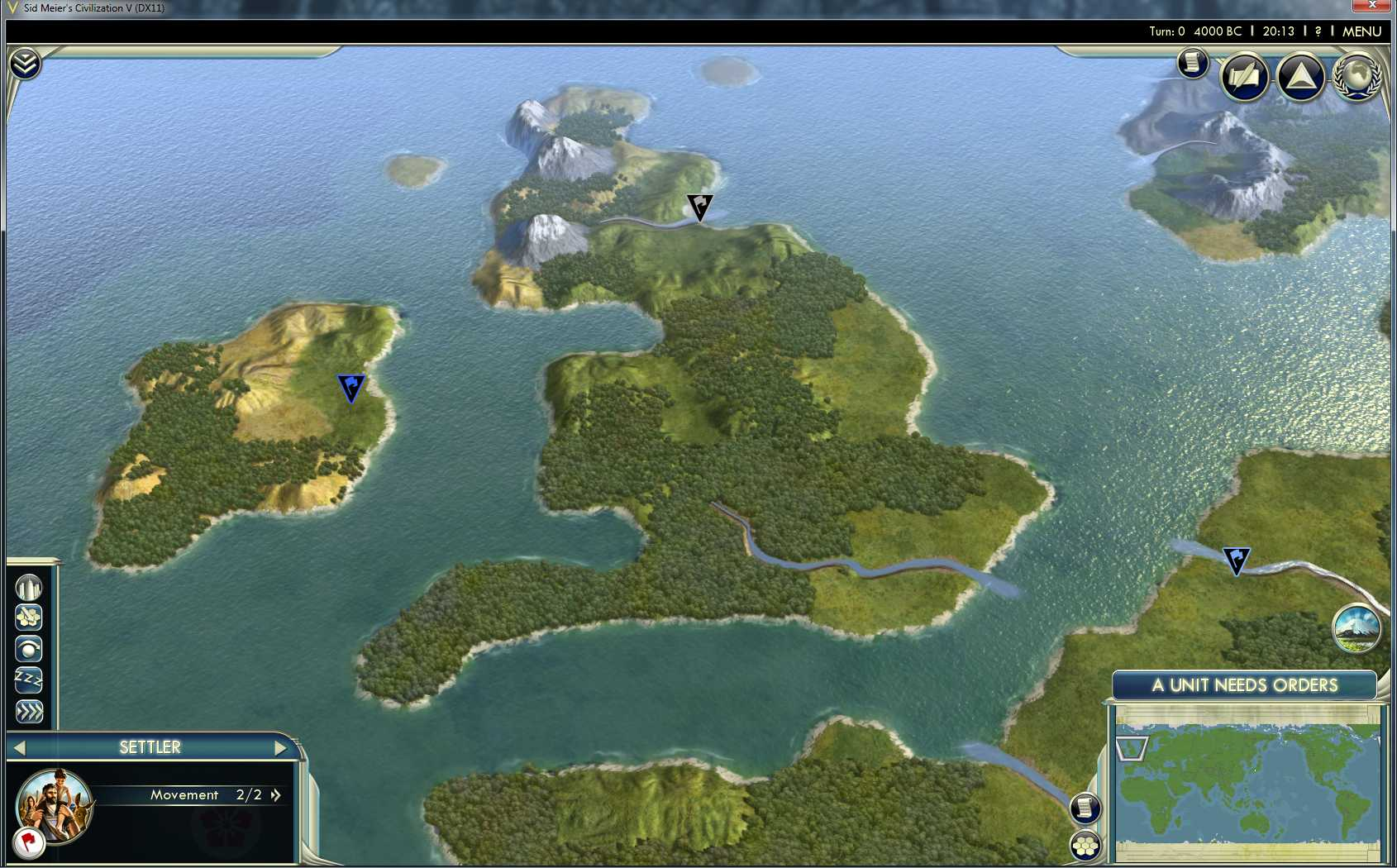 TSL Yet not Another Earth Maps Pack Page 5 – Civ 5 World Map