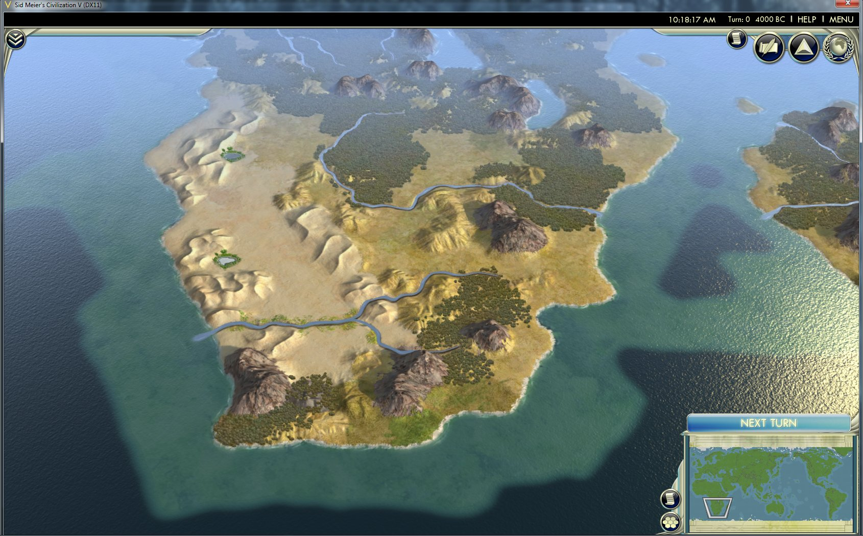 Yet Another Giant Earth Map | CivFanatics Forums