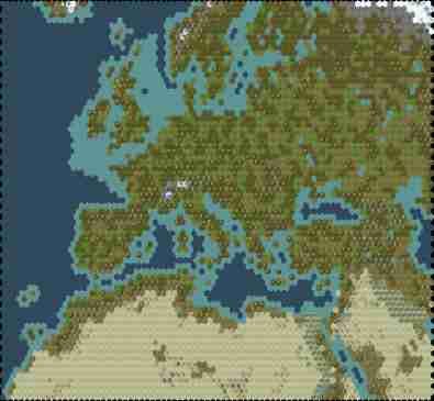 TSL] Yet (not) Another Earth Maps Pack | CivFanatics Forums Civ Earth Map on